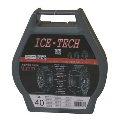 Immagine di CATENE NEVE 9 mm GR  80 ICE TECH