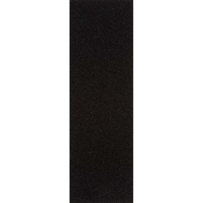 Immagine di Pavimento tessile Stand 270, agugliato piatto, in polipropilene, fondo resinato, spessore 2,7 mm, h 2 mt, colore nero