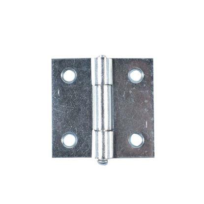 Immagine di 2 Cerniere zincate, 65x65, 2 pezzi