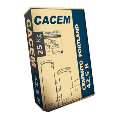 Immagine di Cemento tipo 4/25 R, sacco da 25 kg