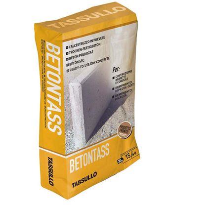 Immagine di Calcestruzzo da riempimento, pronto in polvere, confezione 30 kg