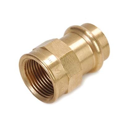 """Immagine di Nipple b-press gas Banninger, F 1/2""""x Ø 15 mm"""