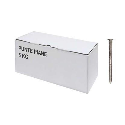 Immagine di Punte piane, 5 kg, 20x100 mm