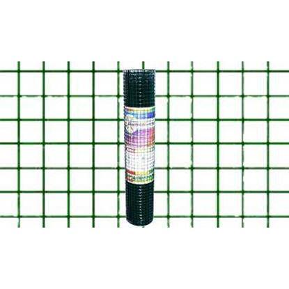 Immagine di Rete plastificata, 75x50, h 200, 25 mt