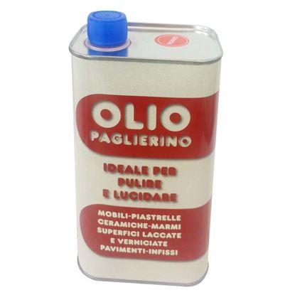 Immagine di Olio paglierino, rosso, 1 lt