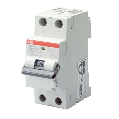 Immagine di Interruttore magnetotermico differenziale ABB, 6 kA, 2P, 30 mA, C16