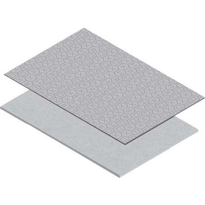 Immagine di Filtro cappa, indicatore assorbi grassi, colore bianco, 45x57 cm