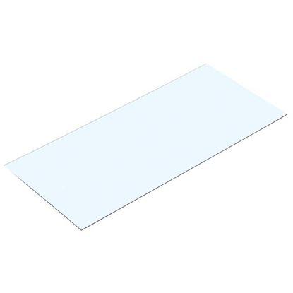 Immagine di Vetro sintetico 500x500 mm, spessore 2 mm