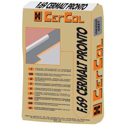 Immagine di Premiscelato pronto all'uso, essiccazione semirapida, alta resistenza, per la realizzazione di sottofondi di posa, 25 kg