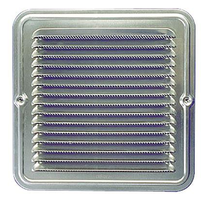 Immagine di Griglia alluminio, 150X150 mm