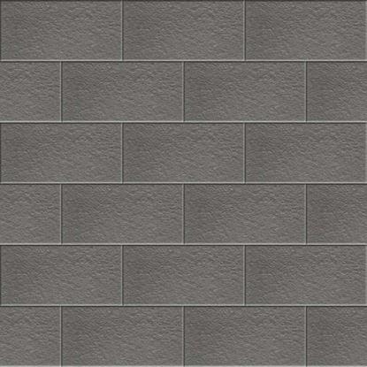Immagine di Pavimento 31x62 cm, gres porcellanato, porfido, confezione 1,35 m² , colore fumo