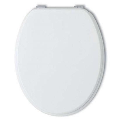 Immagine di Sedile WC colibrì 2, colore bianco