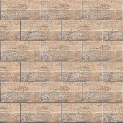 Immagine di Rivestimento  Tundra 26x52 cm, bicottura, confezione 2,18 m², colore brown