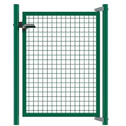 Immagine di Cancello con serratura incorporata h 115 cm