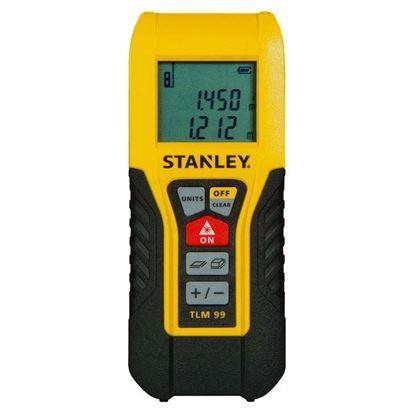 Immagine di Misuratore laser Stanley, TLM 99 S, misurazione massima 30 mt,  con bluetooth