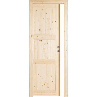 Immagine di Porta da interno scorrevole, in abete