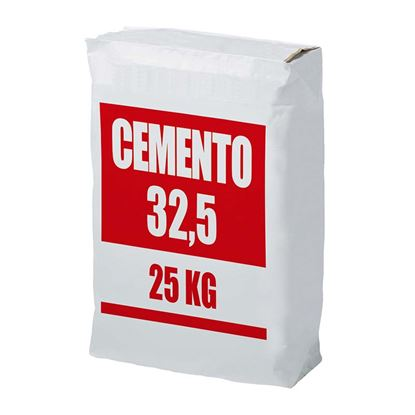Immagine di Cemento 3/25, II/B LL, sacco da 25 kg