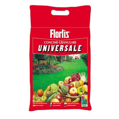 Immagine di Concime universale Rosso, per orti, aiuole, cespugli, siepi, alberi e prati, 5 kg