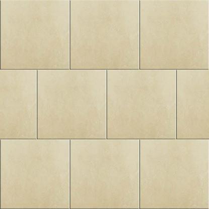 Immagine di Pavimento positano 60x60 cm, gres porcellanato, smaltato, rettificato, spessore 10 mm, conf da 1,44 m², colore crema