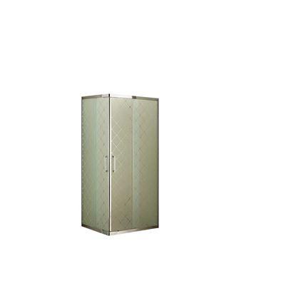 Immagine di Box, estensibile, con maniglia, 69/79x89/99x185 cm, stampato rombi