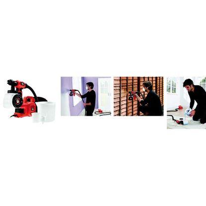 Immagine di PISTOLA A SPRUZZO BLACK & DECKER, HVLP400, PESO 2,8 KG