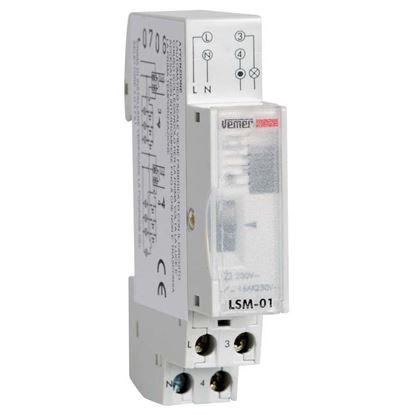 Immagine di Temporizzatore luce scala, 1 modulo DIN, alimentazione 230 V