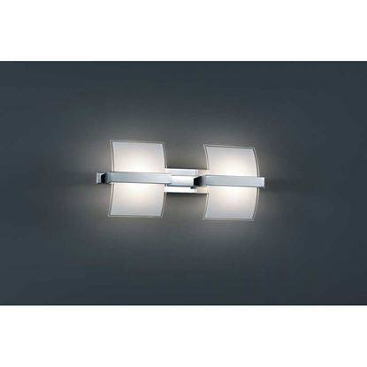 Immagine di LAMPADA WALL LED, H.18 CM, 2X5W, 41,5X10,5 CM